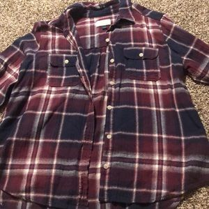 Universal Thread Tops - Women's flannel